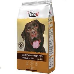 Alimento seco para cão mix
