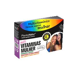 Multi Vitaminas Mulher