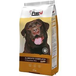 Ração seca mix para cão adulto