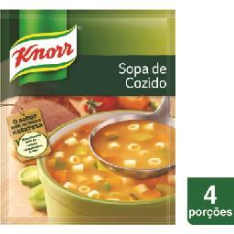 Sopa de cozido