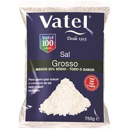 Sal grosso -33% sódio