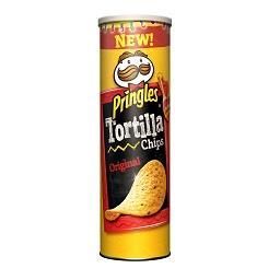 Snacks batata tortilha original