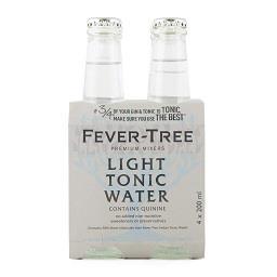 Água tónica premium light indian