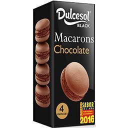 Macarron Chocolate