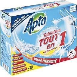 Detergente para máquina de loiça, tudo em 1, limão, ...
