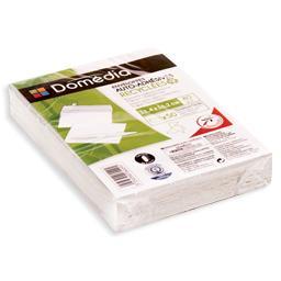 Envelope 114x162 adesiva reciclável, 50 unidades