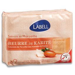 Sabonete de manteiga de karité