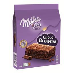 Bolo de chocolate brownie