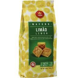 Wafers limão cubos