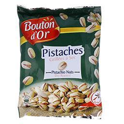 Aperitivos pistachos torrados salgados