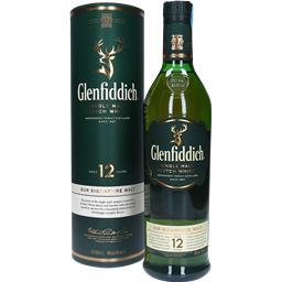 Glenfiddich 12 anos 700ml/1