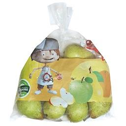 Pera Rocha em saco, Fruta Infantil