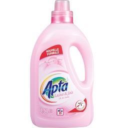Detergente líquido para máquina de roupa, lãs e seda
