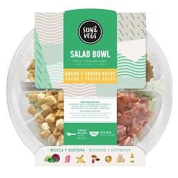 Salada Bacon Verde & Pronto