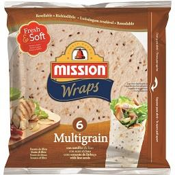 Wraps Multicereais