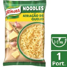 Noodles queijo & ervas