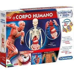 Jogo O Corpo humano