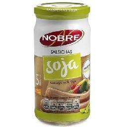 Salsichas soja, 5 un