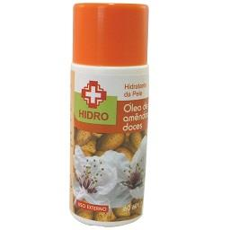 Spray óleo amêndoas doces
