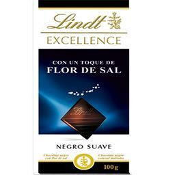 Tablete de Chocolate Excellence Flor de Sal