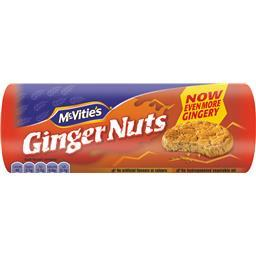 Bolacha Ginger Nuts