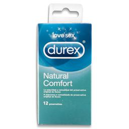 Preservativo comfort, 12 unidades