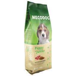 Ração seca para cão júnior