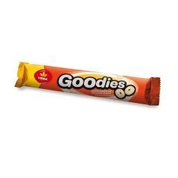 Bolachas goodies chocolate branco