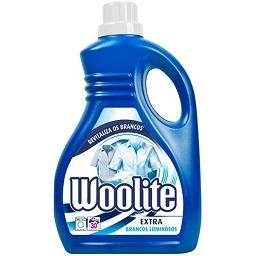 Detergente máquina roupa líquido proteção brancos, 3...