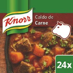 Caldo de Carne 24 Cubos