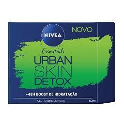 Creme Noite Urban Detox