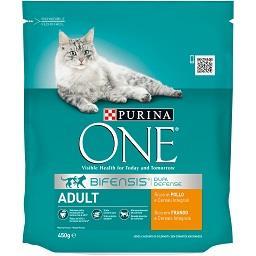 Alimento Seco para Gato com Frango e Cereais