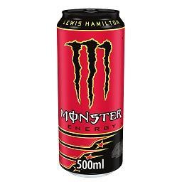 Bebida energética hamilton