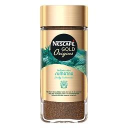 Café gold sumatra frasco