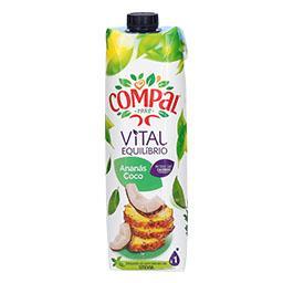 Nectar vital equilibrio ananás/coco