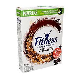 Cereais fitness chocolate preto