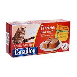 Alimentação húmida para gato