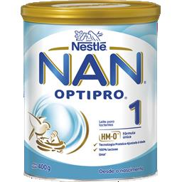 Nan 1 optipro leite inf.optipro desde nascim.400g