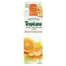Zumo multifrutas trop 1l
