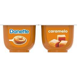 Danette caramel 125g p4