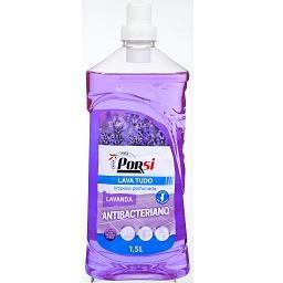 Lava tudo antibacteriano lavanda