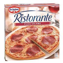 Pizza Ristorante Peperoni Salame