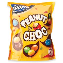 Amendoins cob.chocolate 300g