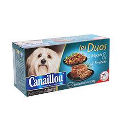 Alimento húmido para cão raças pequenas