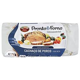 Cachaço de Porco, Receita Camponesa
