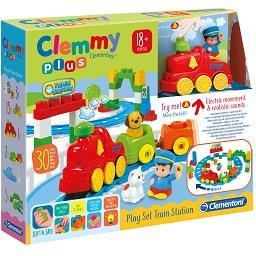 Comboio Parque Clemmy Plus
