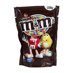 Snack chocolate, m&m s, pouch chocolate