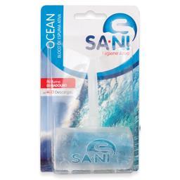 Bloco sanitário ocean, suporte
