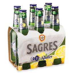 Cerveja s/ álcool radler  0%