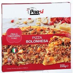 Pizza de bolonhesa
